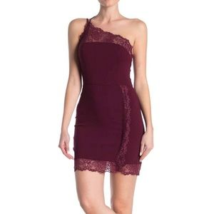 Free People NWT Premonitions Lace Bodycon Dress L